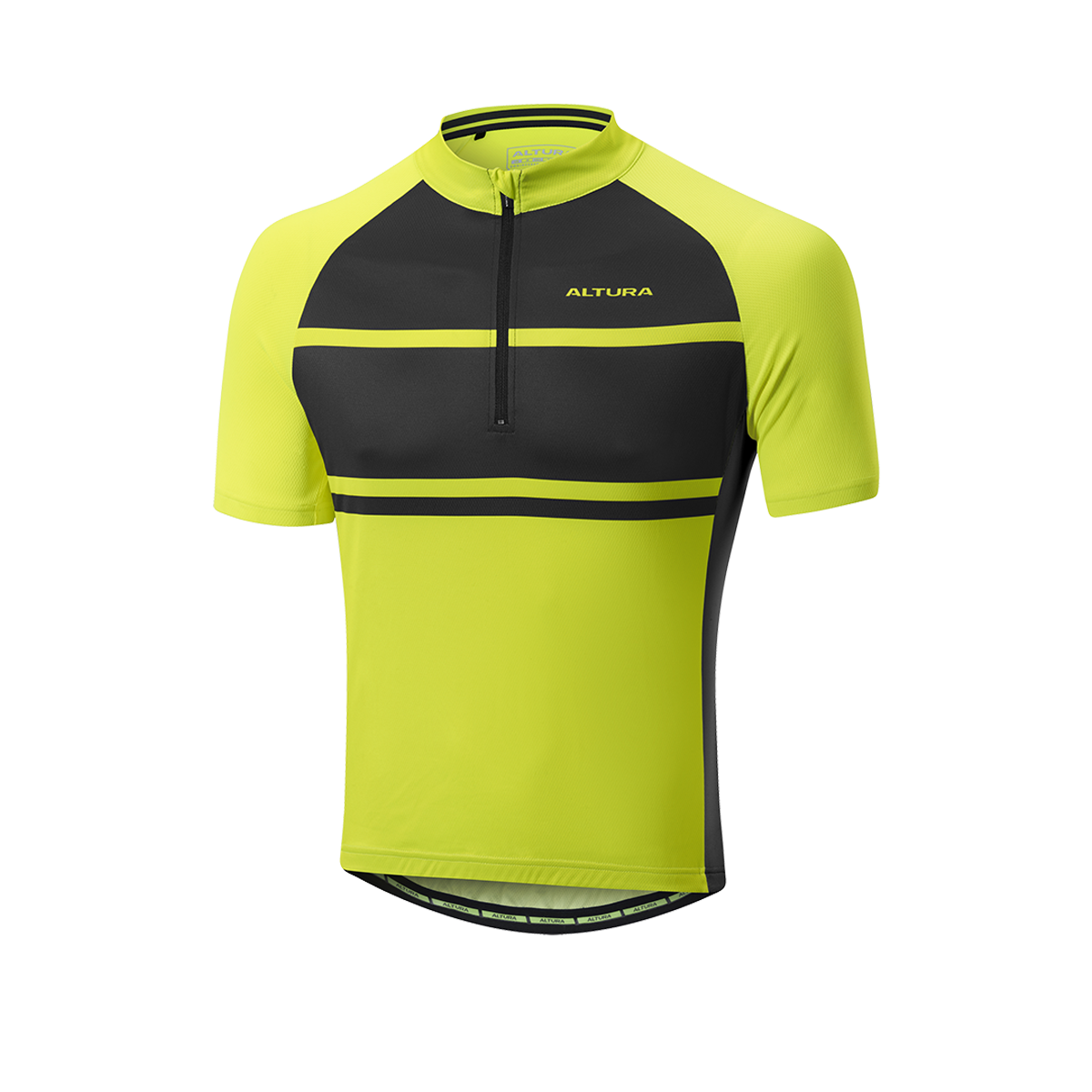 c3911e290 Altura Airstream 2 Short Sleeve Jersey in High-Vis Yellow £39.99