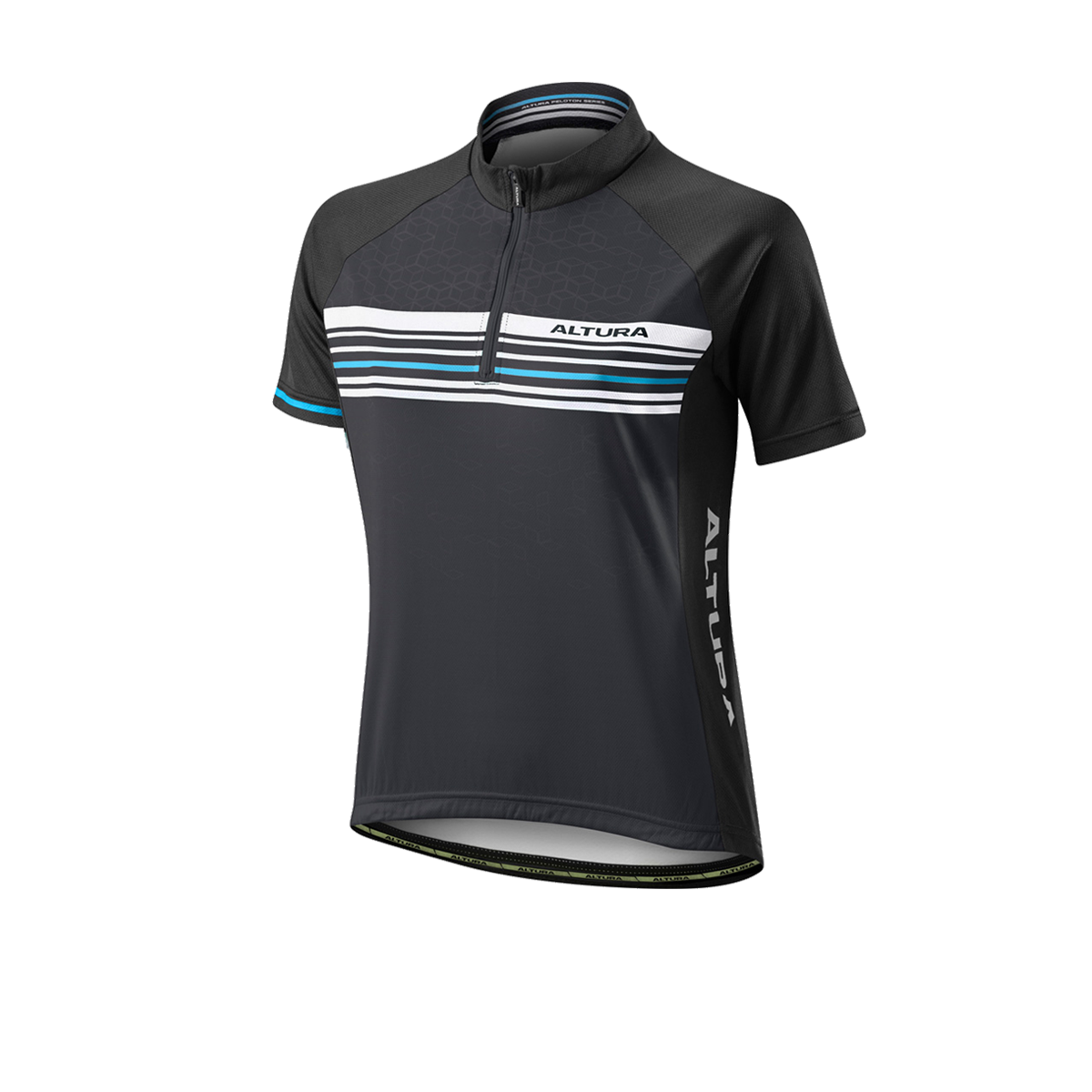 Altura Womens Peleton Team Short Sleeve Jersey in Black £24.99 afef45ac0