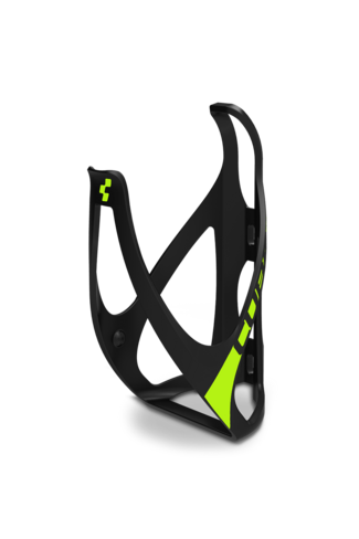 2019 Cube Hpp Water Bottle Cage in Black and Green £14 99