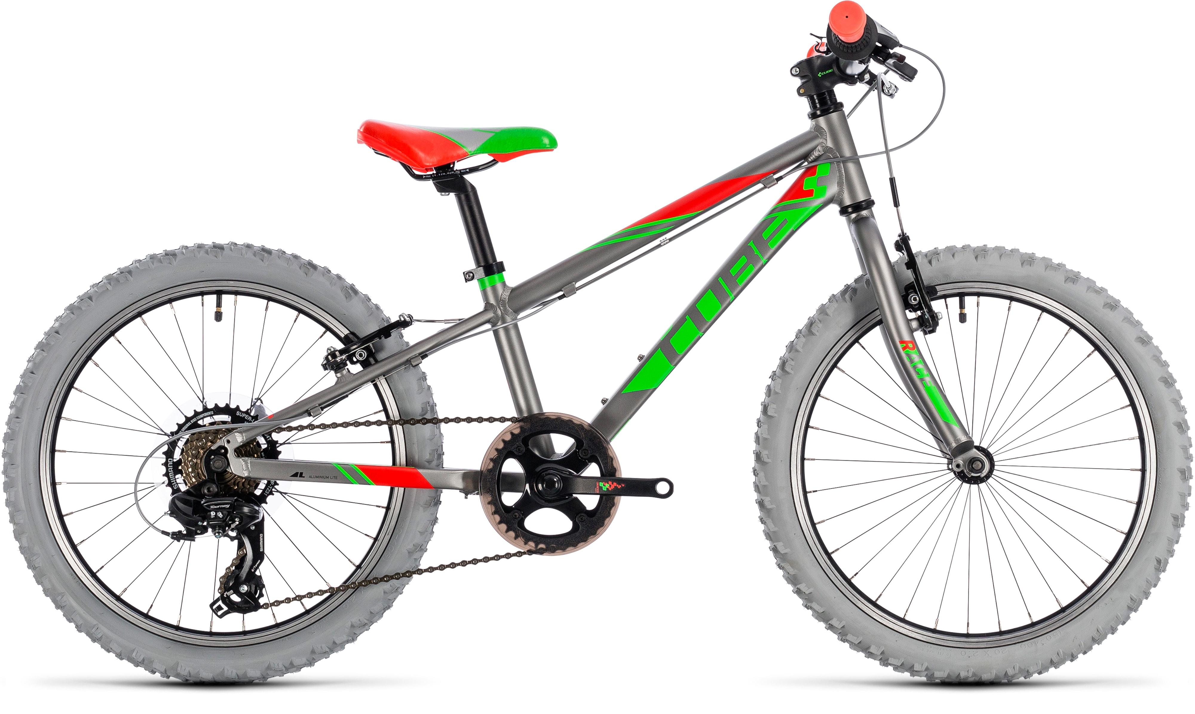 Kids Bikes Page 2 Element Mtb Fullsus Pride 20 Greey Red