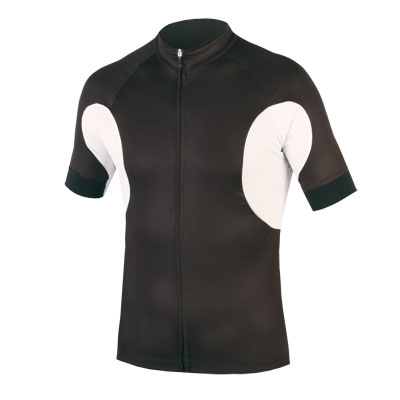 Endura FS260-Pro III Mens Short-Sleeve Jersey in Black £44.99 5b1450c8f