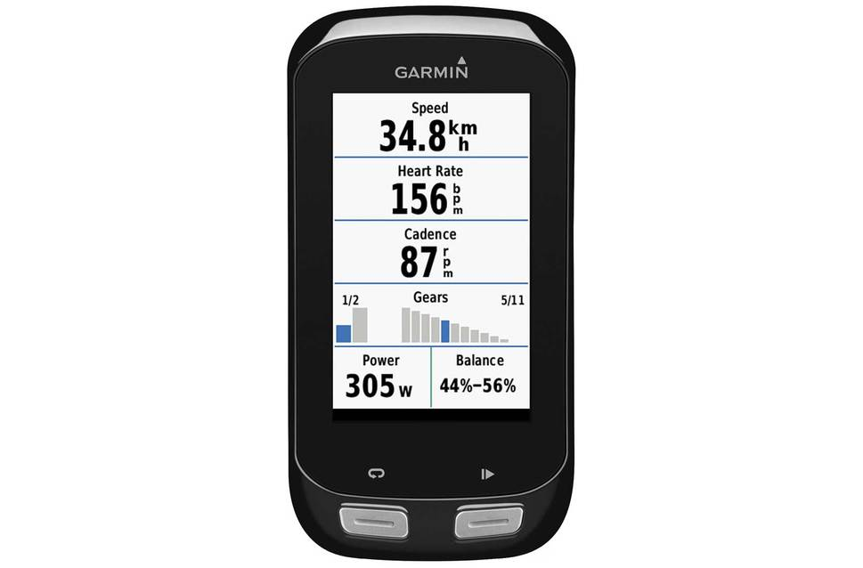 Garmin Edge 1000 GPS Cycling Computer £449 99