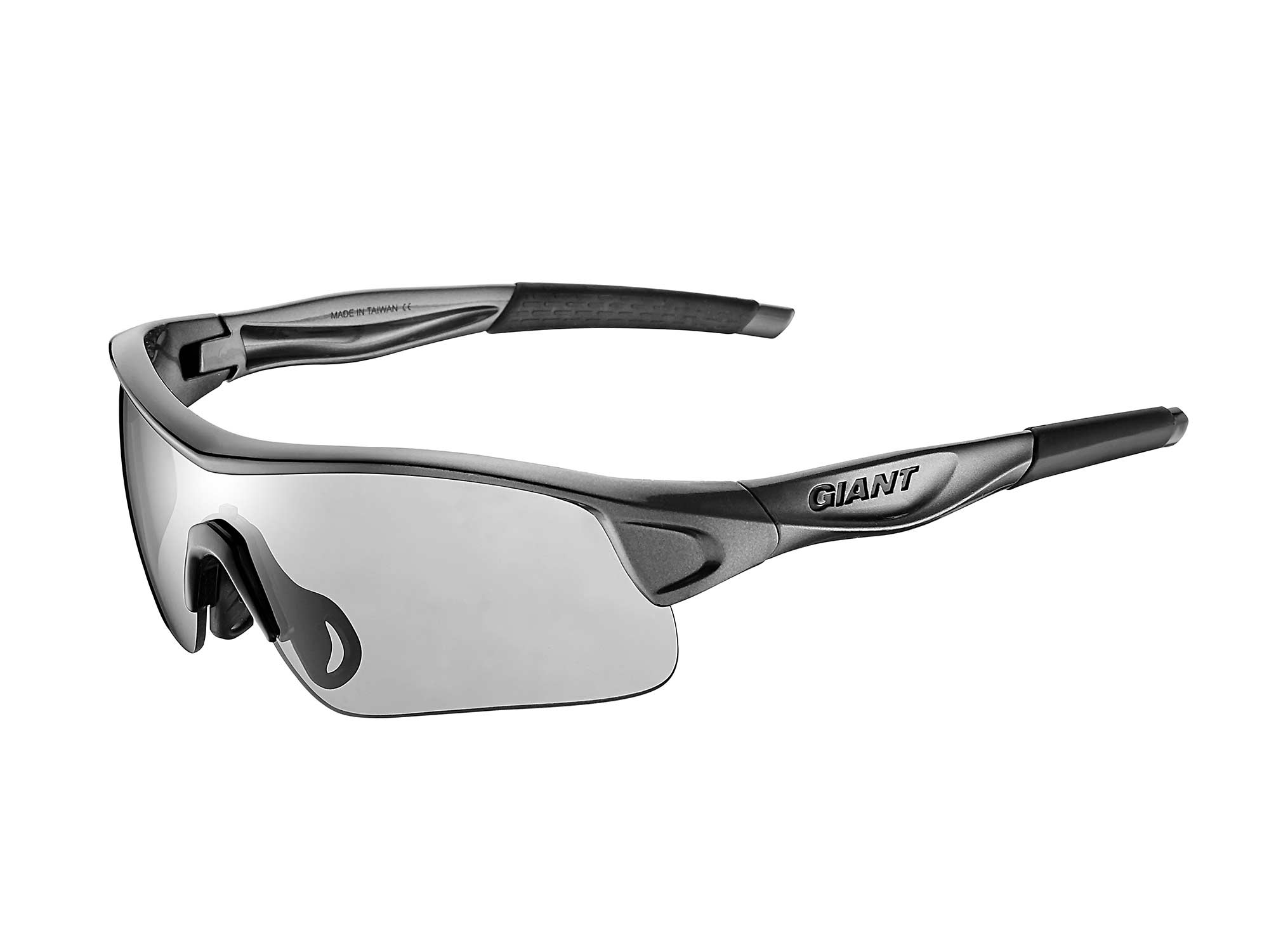64d41eae7a5 Giant Stratos NXT Varia Sunglasses In Grey And White £89.99