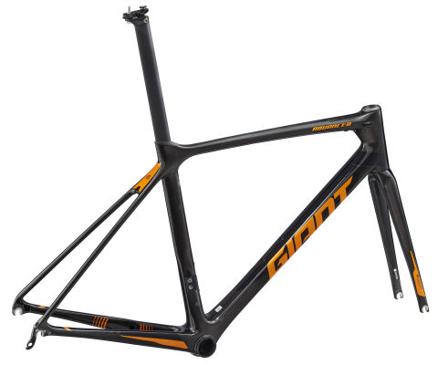 2019 Giant TCR Advanced Pro Framset Charcoal £1,299 00