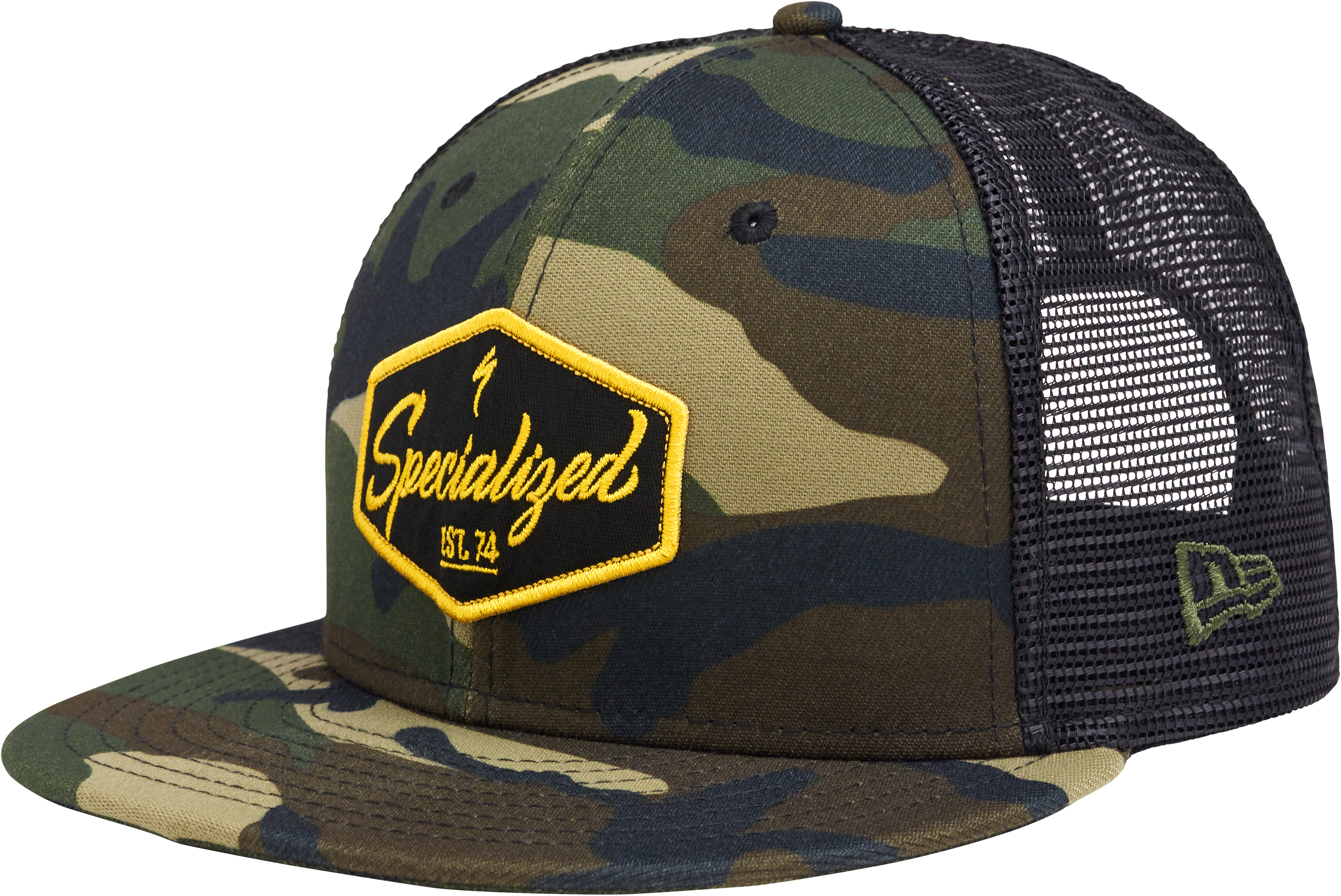2019 Specialized Electro New Era 9Fifty Snapback Cap in Camo £35.00 be3f9ae00e9