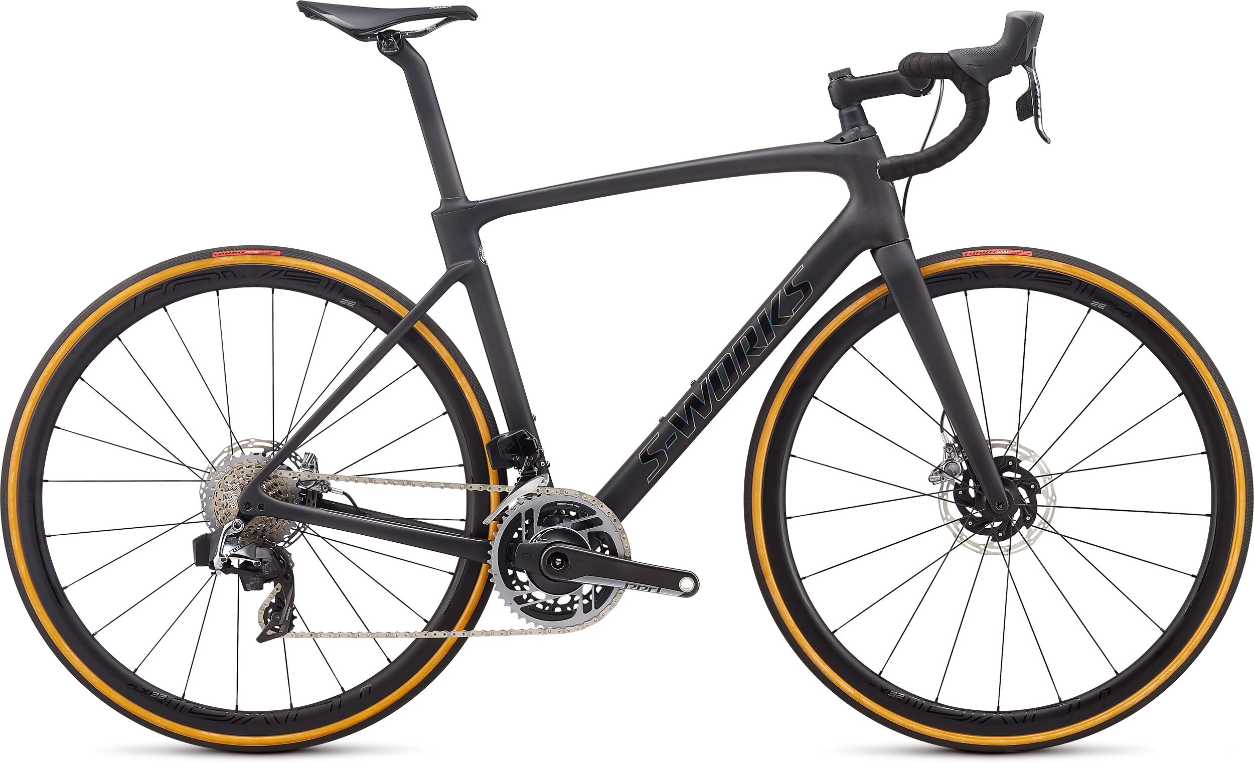 2020 Specialized S-Works Roubaix SRAM Red eTAP AXS in Carbon