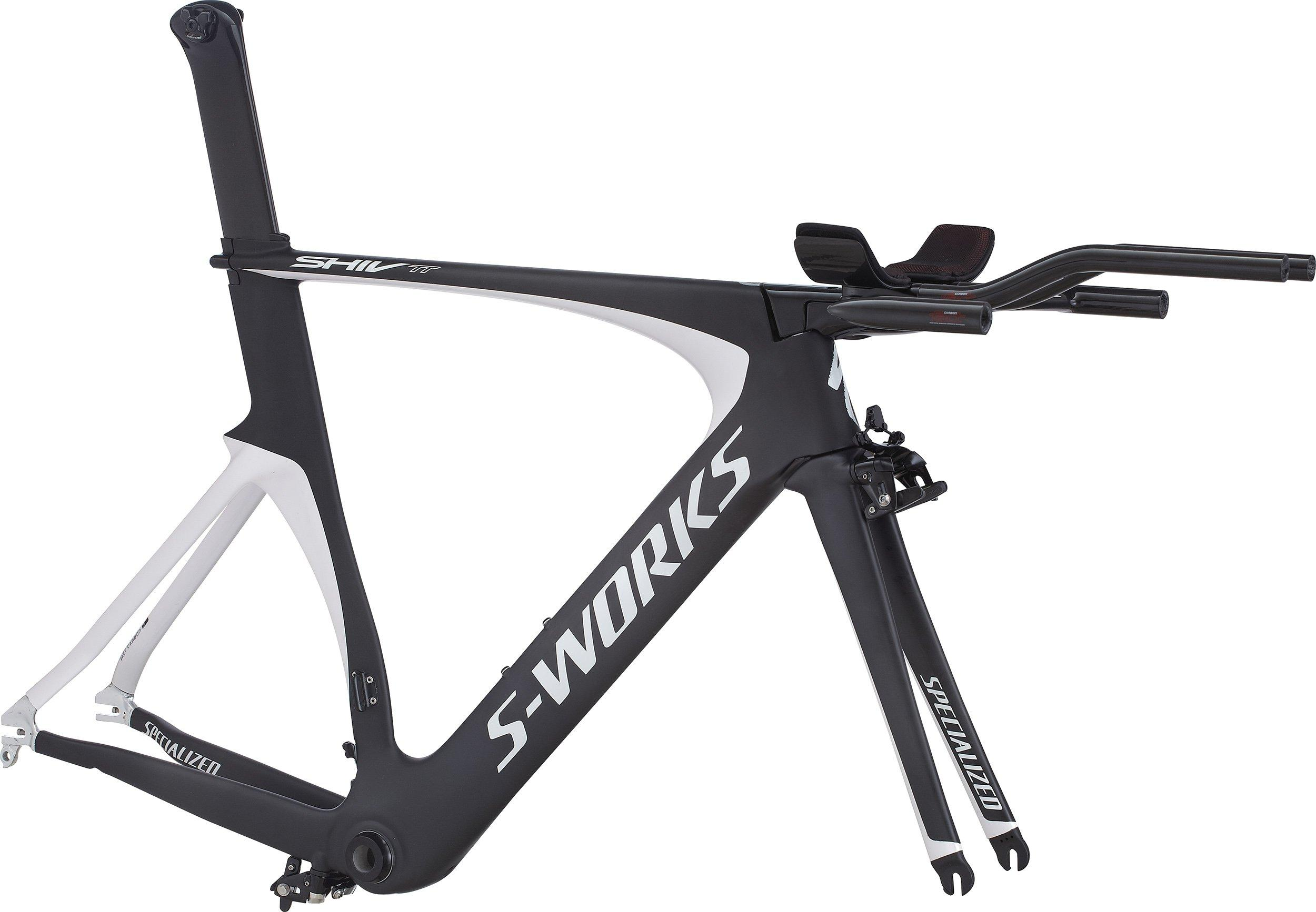 Specialized S-Works Shiv TT Module in Carbon/White £3,740.00