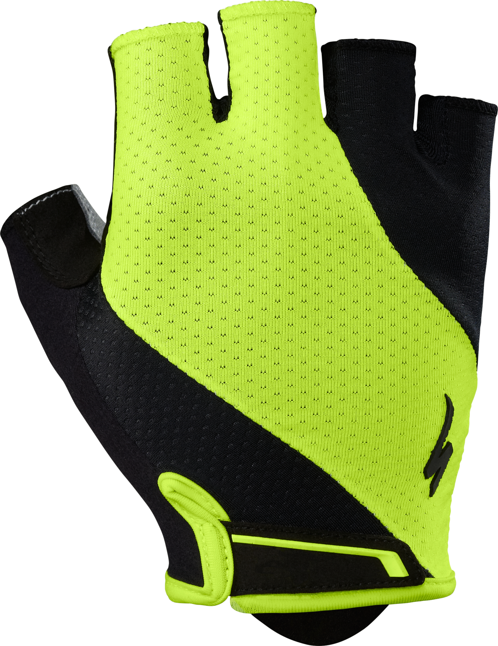 b8660da8a09 Specialized Body Geometry Gel Gloves in Black Neon Yellow £25.00