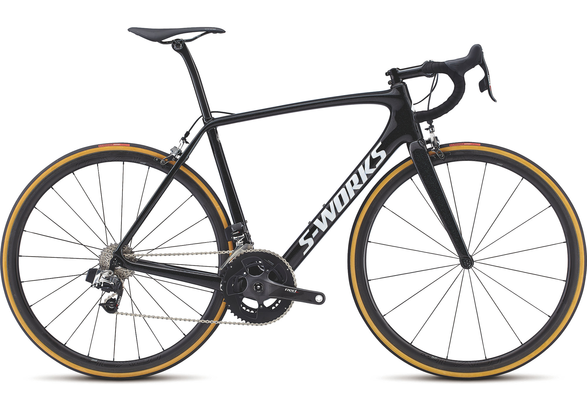 Specialized S-Works Tarmac Etap in Gloss Black/White/Clean £6,587 50