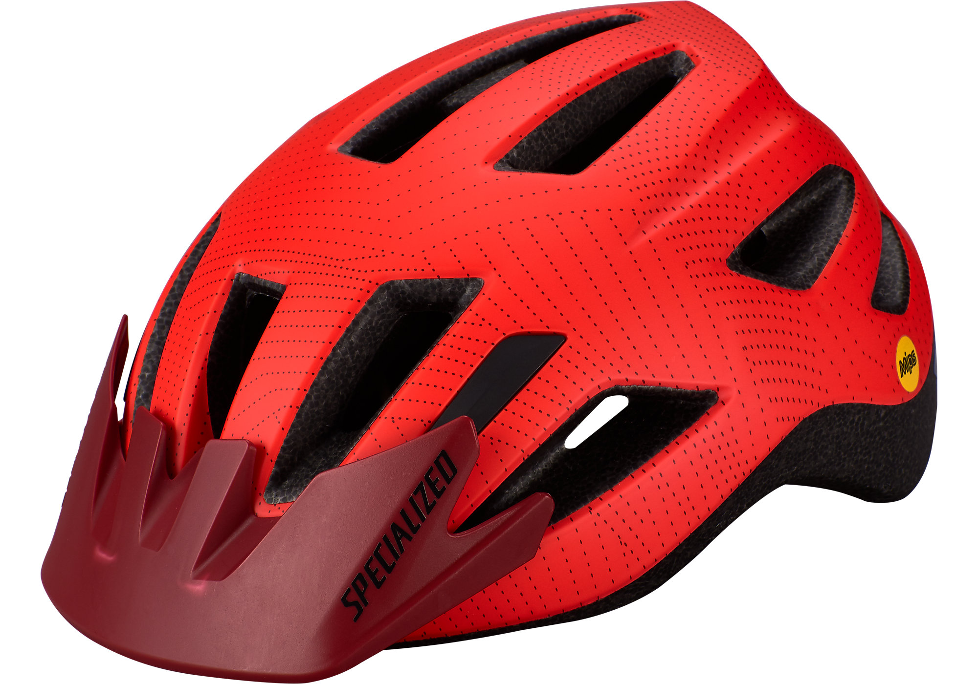 2020 Specialized Shuffle Led Mips Childs Helmet In Red 163 45 00
