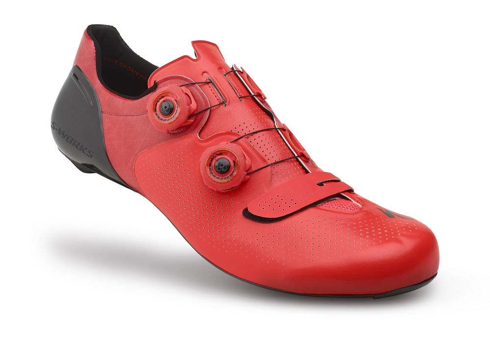 Specialized S-Works 6 Road shoe Size 43 in Red £210.00 ad3741c426